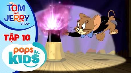 Tom and Jerry show - Tập 10: Chú cáo gian manh
