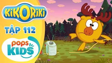 KikoRiki S2 - Tập 112: Ngày cá tháng tư