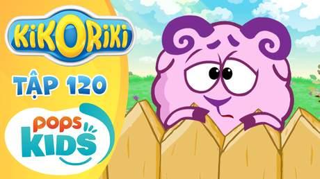 KikoRiki S2 - Tập 120: Bình luận viên