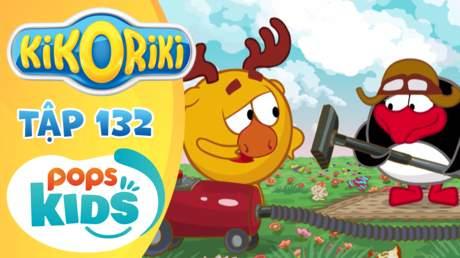 KikoRiki S2 - Tập 132: Chiếc máy hút bụi