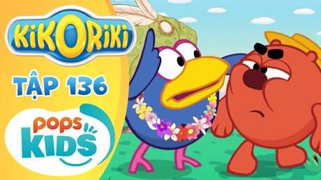 KikoRiki S2 - Tập 136: Trà Ấn Độ