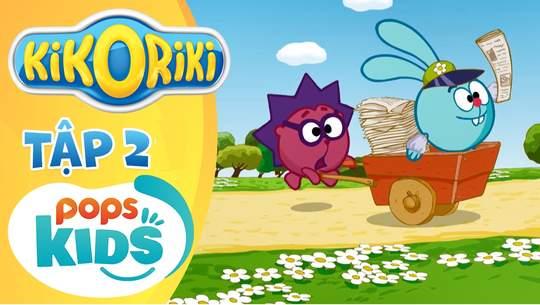 KikoRiki S1 - Tập 2: Hoàng tử cho Rosa