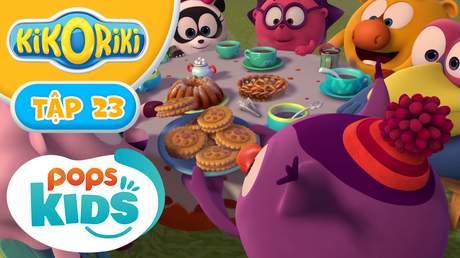 KikoRiki S3 - Tập 23: Bánh quy may mắn