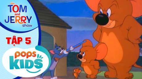 Tom and Jerry show - Tập 5: Chú cá hồi Tricky