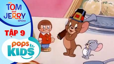 Tom and Jerry show - Tập 9: Người rừng