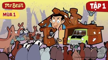 Mr. Bean S1 - Tập 1: Trong rừng