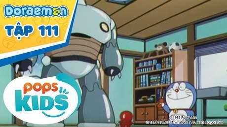 Doraemon S3 - Tập 111: Bộ dụng cụ rô-bốt giống y đúc