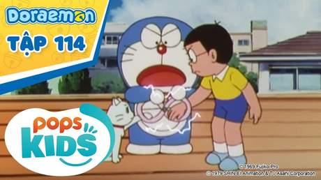 Doraemon S3 - Tập 114: Chiếc vòng hoán đổi vị trí