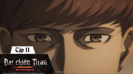 Đại Chiến Titan S4 - Tập 11: Kẻ nói dối