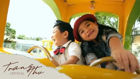Bé Trang Thư - Như Bầy Sơn Ca