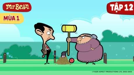 Mr. Bean S1 - Tập 12: Chuột chũi