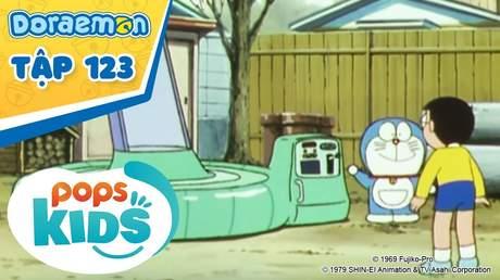 Doraemon S3 - Tập 123: Ná bắn Bungy
