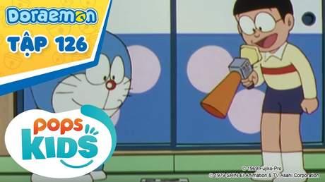 Doraemon S3 - Tập 126: Siêu xe từ máy hút bụi