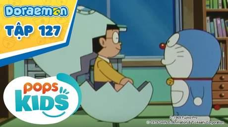 Doraemon S3 - Tập 127: Quả trứng thiên tài
