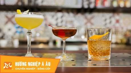Hướng Nghiệp Á Âu - Học Pha Chế: Cách pha chế cocktail từ whisky