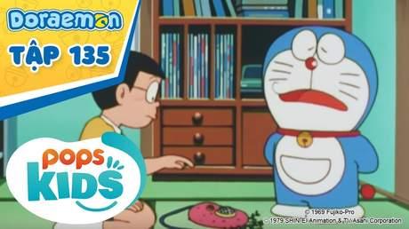 Doraemon S3 - Tập 135: Tin đồn tam sao thất bổn