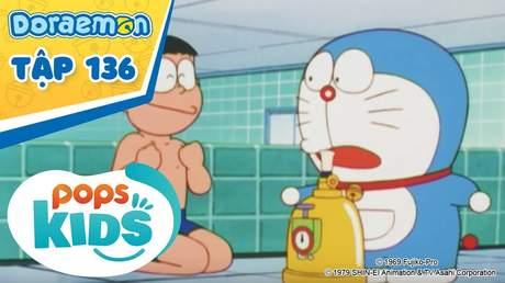 Doraemon S3 - Tập 136: Thổi tung đại hội bơi lội
