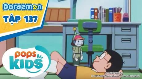 Doraemon S3 - Tập 137: Cô gái siêu tuyên truyền