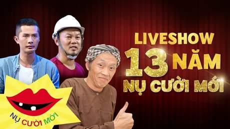 Live show 13 năm Nụ Cười Mới -  Full