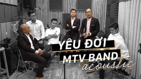 MTV Hits Live In Studio: Nhóm MTV - Yêu Đời