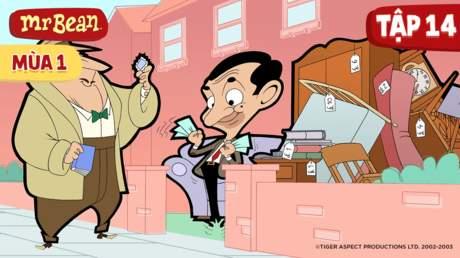 Mr. Bean S1 - Tập 14: Ghế sofa