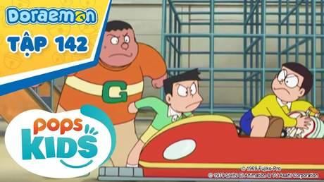 Doraemon S3 - Tập 142: Tàu lượn siêu tốc