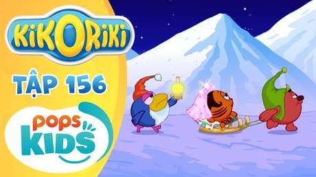 KikoRiki S2 - Tập 156: Cổ tích năm mới (Phần 2)