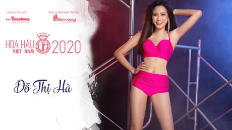 Thí sinh HHVN 2020 - Đỗ Thị Hà
