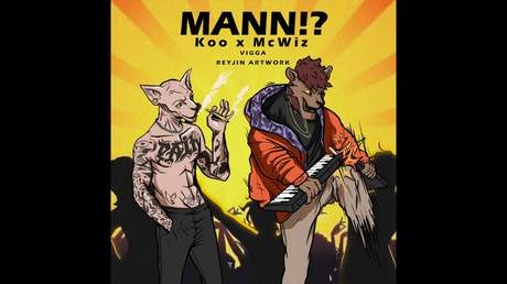 Koo ft. MC Wiz - Mann