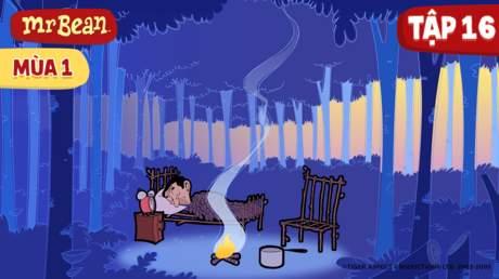 Mr. Bean S1 - Tập 16: Vô gia cư