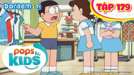 Doraemon S4 - Tập 179: Có đến hai bạn Shizuka