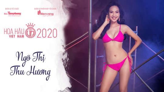 Thí sinh HHVN 2020 - Ngô Thị Thu Hương