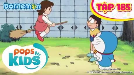 Doraemon S4 - Tập 185: Doraemon thuộc sở hữu của Suneo