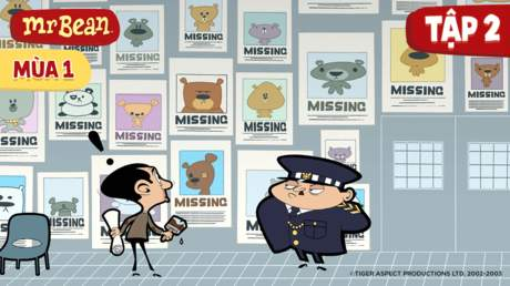Mr. Bean S1 - Tập 2: Giải cứu Teddy