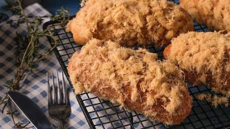 Hướng Nghiệp Á Âu - Học Làm Bánh Ngon: Cách làm bánh mì chà bông (floss bun) siêu ngon