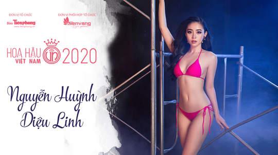 Thí sinh HHVN 2020 - Nguyễn Huỳnh Diệu Linh
