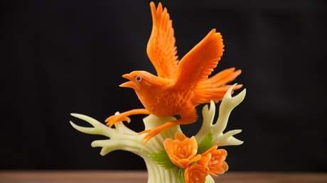 Hướng Nghiệp Á Âu - Nghệ Thuật Cắt Tỉa: Hướng dẫn cắt tỉa chim sẻ