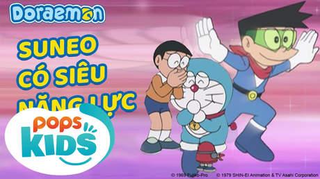Doraemon S5 - Tập 224: Suneo có siêu năng lực