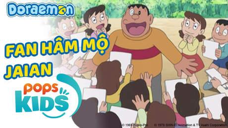 Doraemon S5 - Tập 226: Cơn sốt fan hâm mộ Jaian