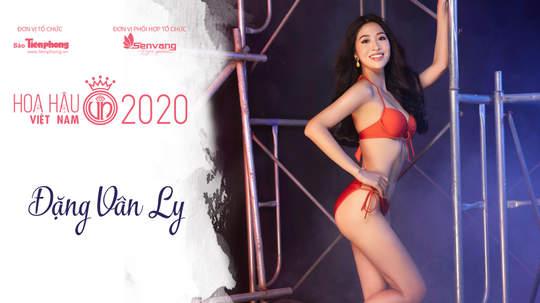 Thí sinh HHVN 2020 -  Đặng Vân Ly