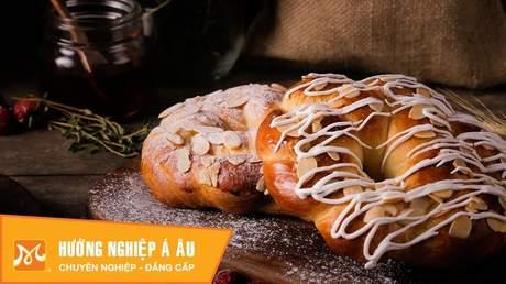 Hướng Nghiệp Á Âu - Học Làm Bánh Ngon: Cách làm bánh mì hoa cúc brioche ngon chuẩn Pháp