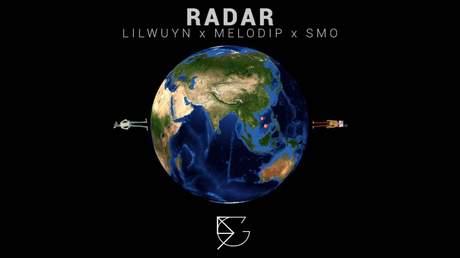 Lilwuyn Ft. MeloDip, SMO - Radar (Lyrics video)