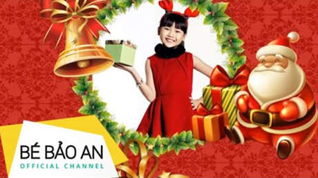 Bé Bảo An - Merry Chirstmas And Happy New Year (P1)
