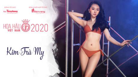 Thí sinh HHVN 2020 - Kim Trà My