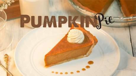 Hướng Nghiệp Á Âu - Học Làm Bánh Ngon: Cách làm bánh pumpkin pie tuyệt ngon cho bữa tiệc giáng sinh an lành