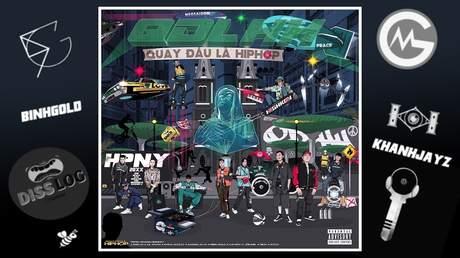 Lăng LD - Quay Đầu Là Hiphop