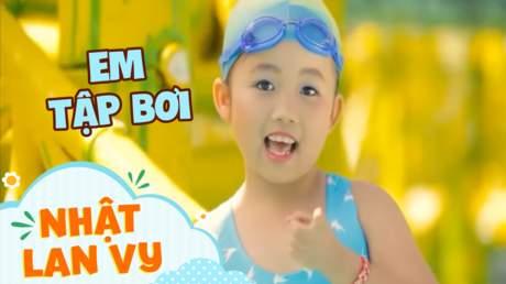 Nhật Lan Vy - Em tập bơi
