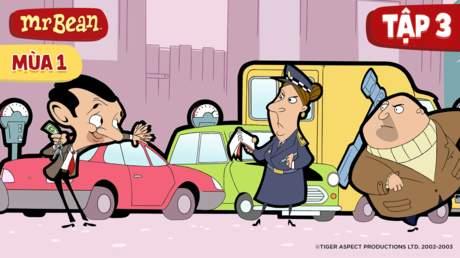 Mr. Bean S1 - Tập 3: Cấm đậu xe