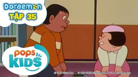 Doraemon S1 - Tập 35: Jaian và Jaiko