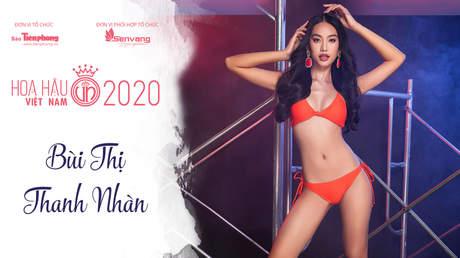 Thí sinh HHVN 2020 - Bùi Thị Thanh Nhàn